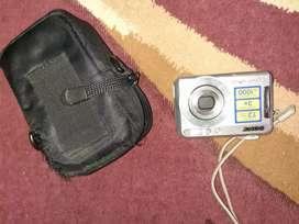 Cyber-shot digital camera.
