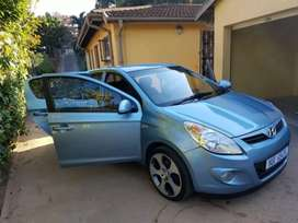 Full house car everything work's 100% fine the car is in empangeni 60k