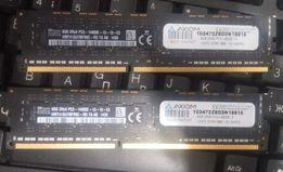 hynix 8GB DDR3 14900E 1866 МГц для MacPro / Рабочих станций / Серверов