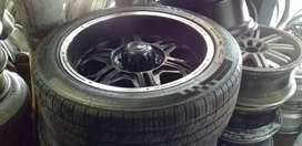 """20"""" RIM AND TYRES FOR SALE."""