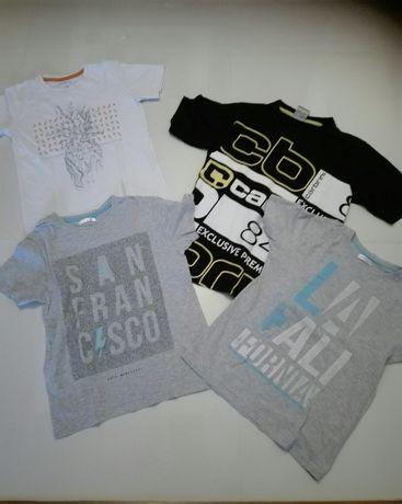 4Sztuki koszulek chlopiecych wzrost 134-140 Koszalin - image 3