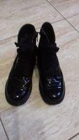 Демисезонные ботинки Некст. Их 12 размер