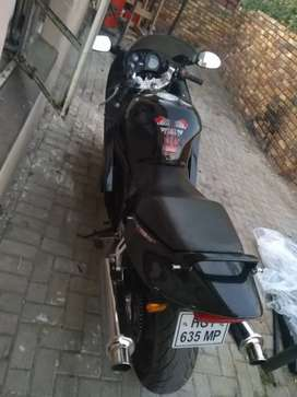 Hi there, selling my bike for 36k