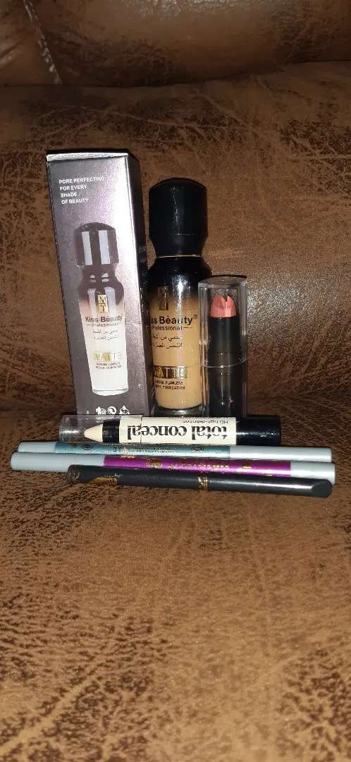 All cosmetics from R150