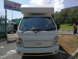2008 Hyundai H100 2.6 With Canopy