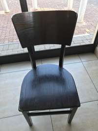 Image of wooden chairs