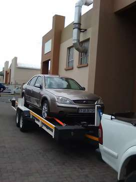 Transportation of vehicles & any type loads to be moved countrywide.