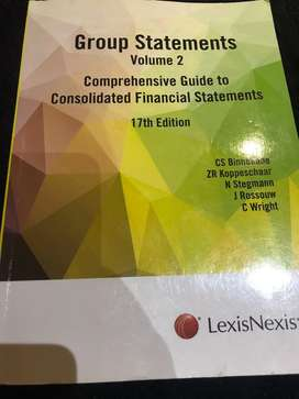 Group Statements Volume 2, 17th ed