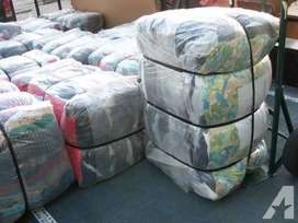 Used Clothing Bales