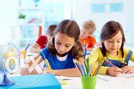 Подготовка к школе, репетитор начальных классов, английский, немецкий