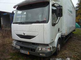 Renault Midlum kabina