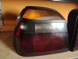 Lampy Tył Golf GTi/GT/GTD Hella dymione
