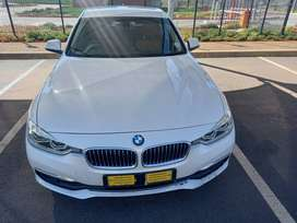 3201 f30 luxury line white bmw with beige interior leather seats