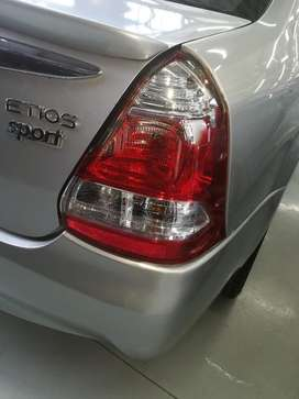 Etios stripping for parts