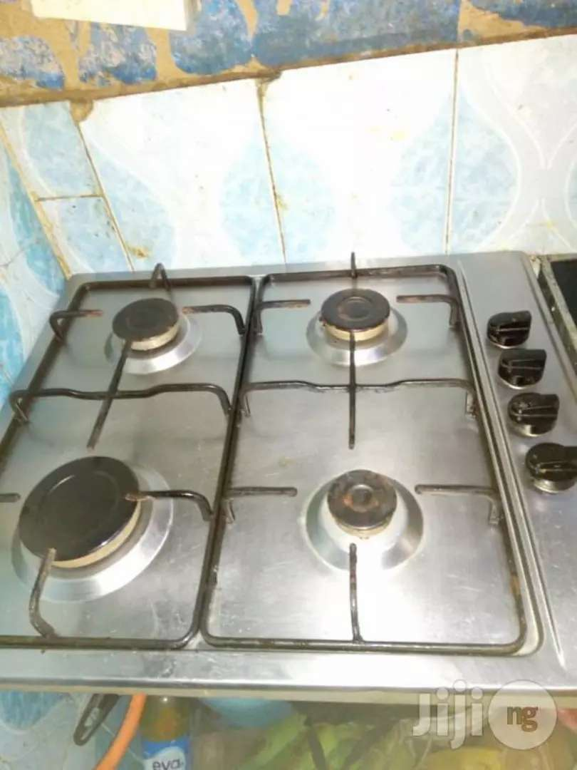 Used stainless table gas 0