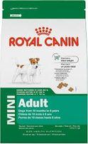 Royal Canin Mini Adult dla psów ras małych