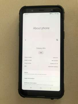 Galaxy A6+ FOR SALE