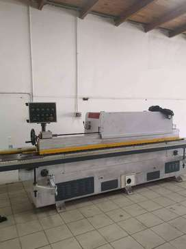 Cut and edging machines