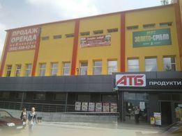 Продаж 2-го поверху ТЦ у м Заболотів