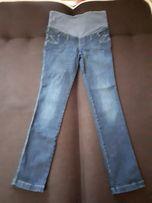spodnie jeansowe ciążowe