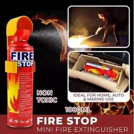 Fire Extinguisher Portable Form Type with Mounting Bracket. Brand NEW
