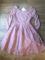 Śliczna różowa sukienka Mohito, nowa