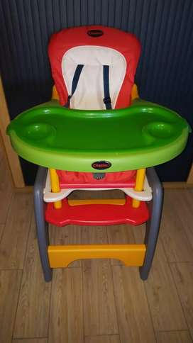 3 in 1 feeding high chair