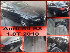 Audi A4 B8 1.8T 2010 spares for sale.