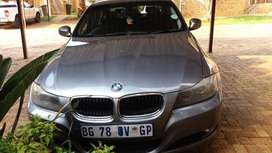 I am selling my BMW 320d, very clean and necessary document intact.