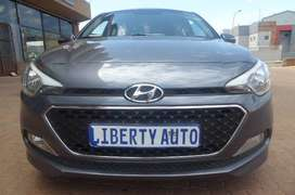 2015 #Hyundai #i20 1.4 #FLUID #Hatch Automatic #Evolution LIBERTY AUTO