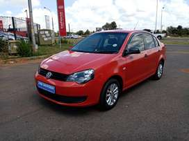 VW Polo Vivo sedan 1.4 TRENDLINE