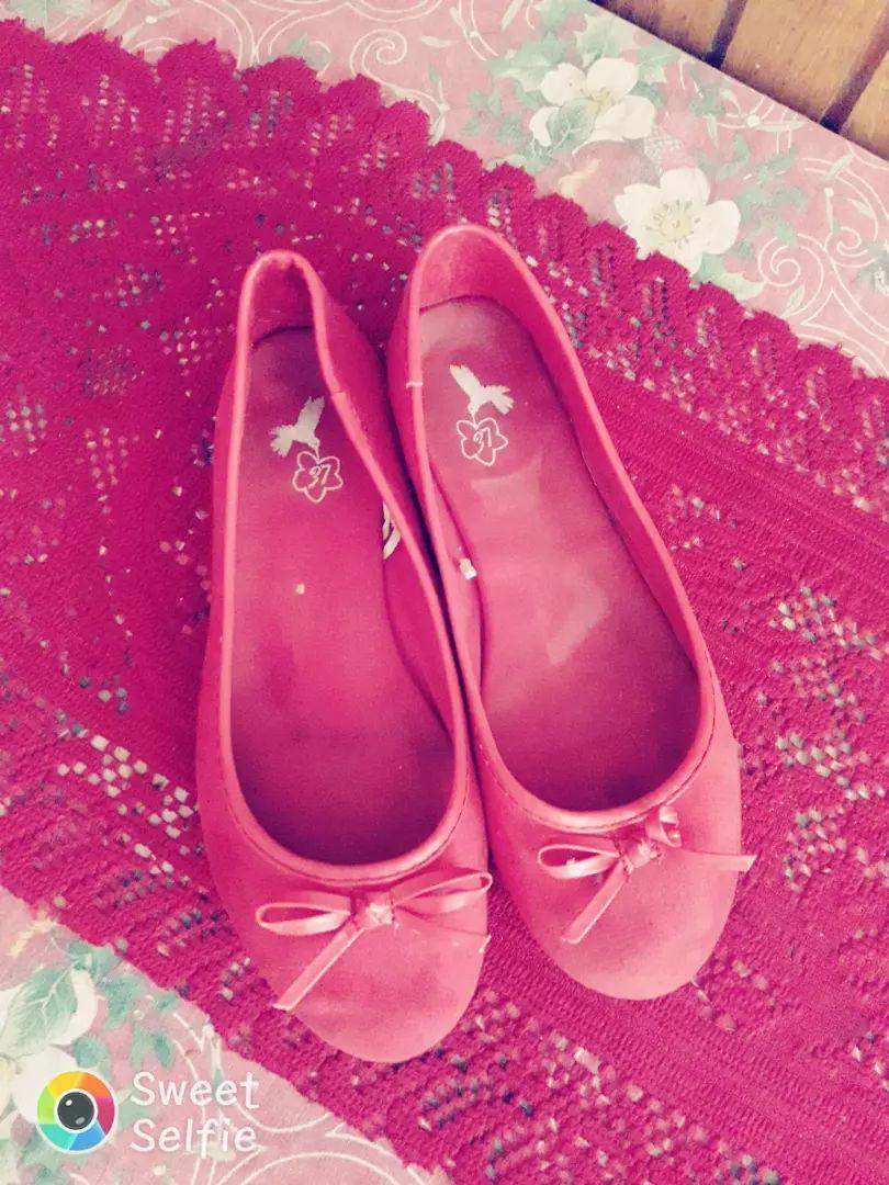 Crvene balerinke br.37 0