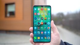 Huawei Mate 20 Midnight Blue. Iphone x, samsung s10