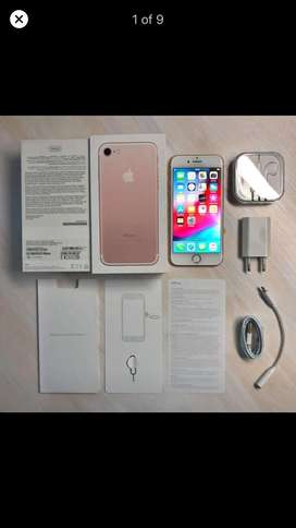 Iphone 7 128g for R4899