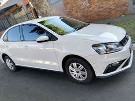 VOLKSWAGEN POLO 7 WITH SERVICE BOOK 1.4