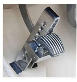 Steel Clutch Pedal Lock