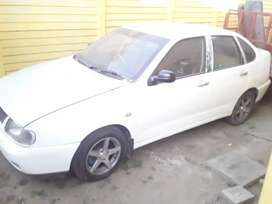 2000/01 VW polo classic 1.6i  Start an go papers in order