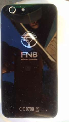 FNB in good condition no scratches