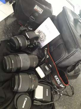 CANON CAMERA EOS 450 D