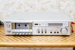 Крутой студийный кассетный аудио магнитофон Sony TC-K33