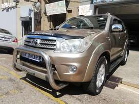Toyota fortuner 3.0 D4D diesel engine 2010 for SELL