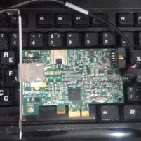 Сетевая карта 1Gbit PCI-Express 1x HP Broadcom Bcm9576