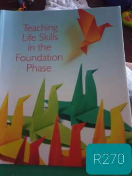 Teaching life skills in the foundation phase