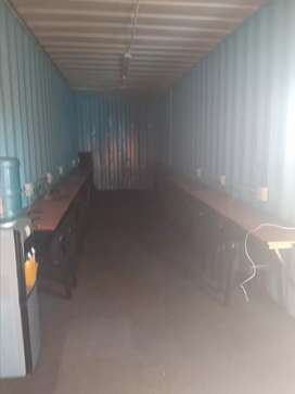 Container 12meters