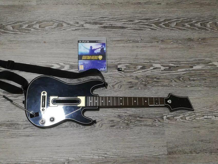 Guitar hero (ps3) 0