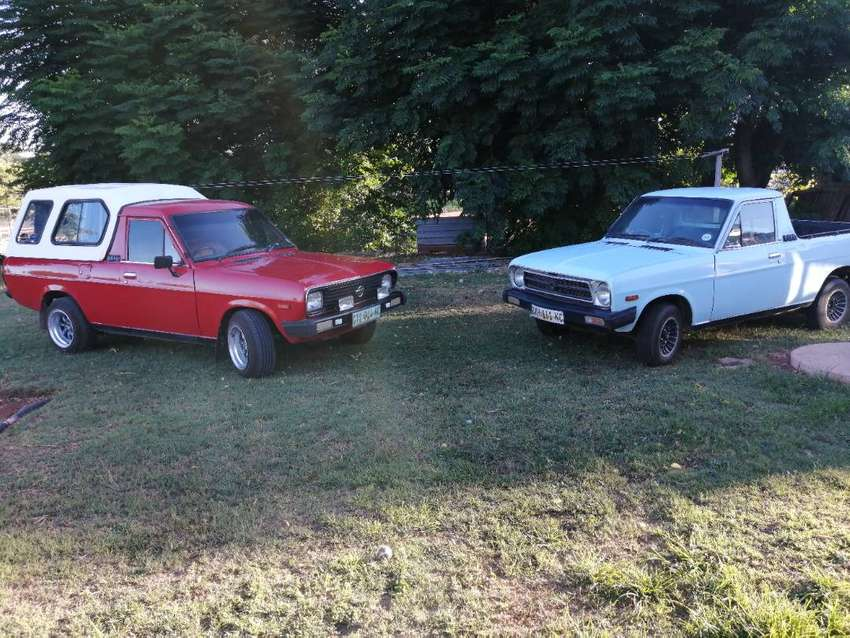 Nissan 1400 5spd and Datsun 1400 4 spd for sale