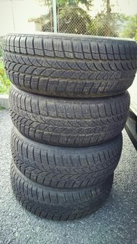 Obrázek Zimní pneumatiky 205/55/16