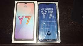 Brand New Huawei Y7 Pro 2019