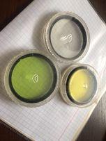 Советские светофильтры и UV фильтр