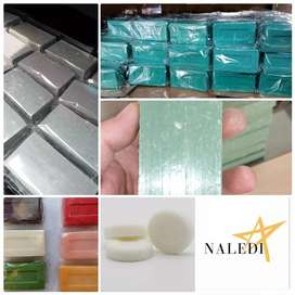 Soap bar manufacturing